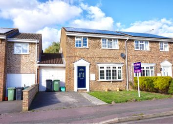 Thumbnail 4 bed semi-detached house for sale in Thrush Close, Abbeydale, Gloucester