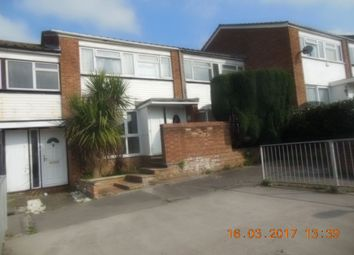Thumbnail 3 bed terraced house to rent in Osward, Courtwood Lane, Croydon, Surrey