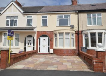 Thumbnail 3 bed terraced house for sale in Horncliffe Road, Blackpool
