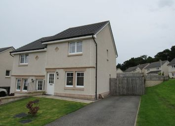 Thumbnail 2 bed semi-detached house for sale in Orchid Avenue, Culduthel, Inverness
