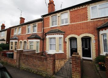 Thumbnail 3 bed terraced house to rent in Beecham Road, Reading