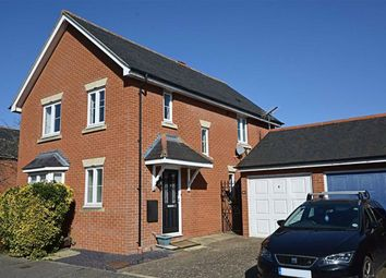 Thumbnail 3 bed detached house for sale in Millmead Way, Hertford