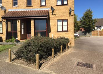 Thumbnail 1 bed flat to rent in Mokyll Croft, Norwich