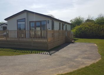 Thumbnail 2 bedroom lodge for sale in Carnoustie Court, Tydd St. Giles, Wisbech
