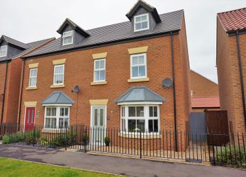 Thumbnail 3 bed semi-detached house for sale in Lime Walk, Market Rasen