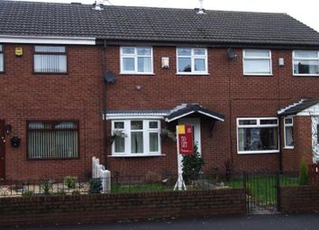 Thumbnail 3 bed town house to rent in Low Bank Road, Ashton-In-Makerfield, Wigan