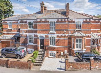 3 bed terraced house for sale in Wellington Road, Wokingham, Berkshire RG40