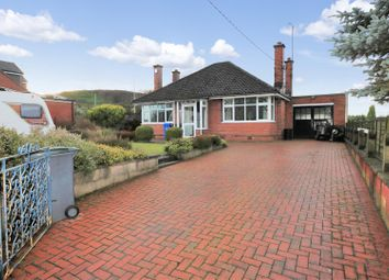 Thumbnail 2 bed detached bungalow for sale in Jack Haye Lane, Light Oaks, Stoke-On-Trent