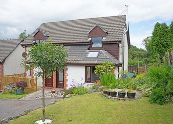 Thumbnail 2 bed semi-detached house for sale in Glasdrum Road, Fort William
