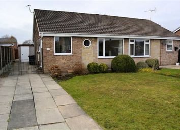 Thumbnail 2 bed semi-detached bungalow to rent in Westbourne Road, Selby