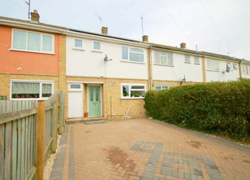Thumbnail 3 bed terraced house to rent in Chartfield Road, Cherry Hinton
