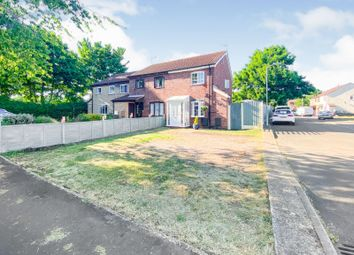 3 bed semi-detached house for sale in Park Road, Wigston, Leicester LE18