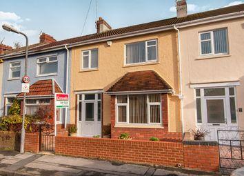Thumbnail 4 bed terraced house for sale in Ashville Road, Ashton, Bristol