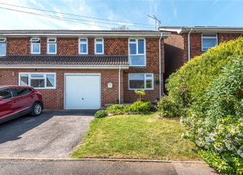 Thumbnail 3 bed semi-detached house for sale in The Pastures, Kings Worthy, Winchester, Hampshire