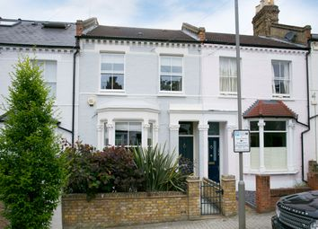 Thumbnail 3 bed terraced house to rent in Alderbrook Road, London