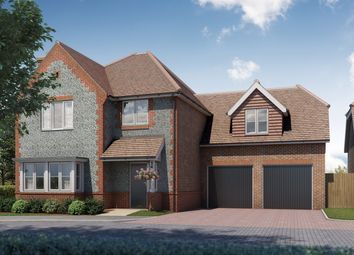 Thumbnail 4 bed detached house for sale in Priors Orchard, Main Road, Southbourne