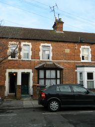 Thumbnail 4 bed terraced house to rent in Palmerston Street, Bedford