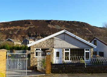 Thumbnail 2 bed detached bungalow for sale in Oakdale Road, Tonypandy, Mid Glamorgan