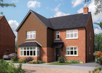 "Thumbnail 5 bedroom detached house for sale in ""The Arundel"" at Nottinghamshire, Edwalton"
