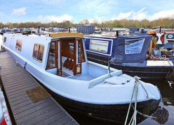 Thumbnail 1 bedroom houseboat for sale in Packet Boat Marina, Uxbridge