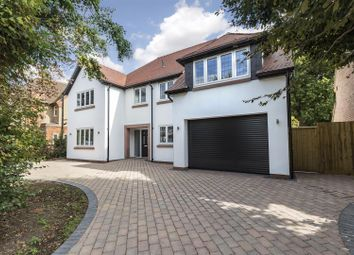 Thumbnail 5 bed detached house for sale in Woodland Avenue, Earlsdon, Coventry