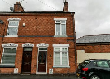 Thumbnail 2 bedroom terraced house for sale in North Street, Syston, Leicester, Leicestershire