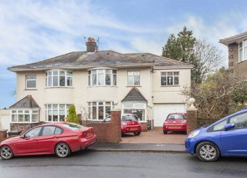 Thumbnail 5 bed semi-detached house for sale in Elaine Crescent, Newport