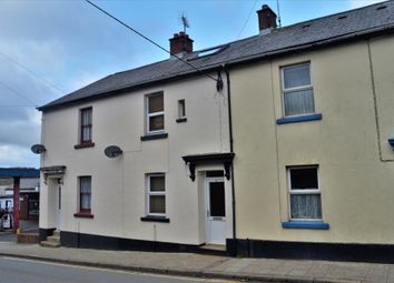 3 bed terraced house for sale in East Street, Okehampton, Devon EX20