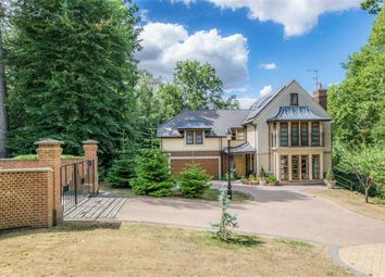 Thumbnail 5 bed detached house for sale in Ashbourne Gardens, Hertford, Hertfordshire
