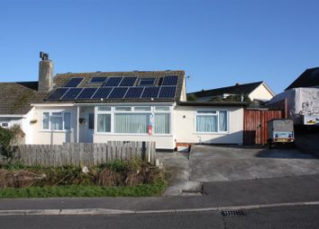 Thumbnail 4 bed detached bungalow to rent in Greenbank Crescent, Newquay