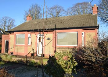 Thumbnail 2 bed detached bungalow for sale in Leafield Road, Biggar