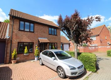 3 bed link-detached house for sale in Maulden Gardens, Giffard Park, Milton Keynes, Buckinghamshire MK14