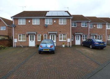 Thumbnail 3 bed terraced house for sale in Wards End, Oadby, Leicester, Leicestershire