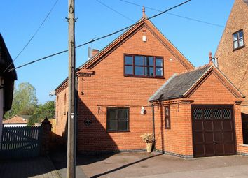 Thumbnail 3 bed detached house for sale in Long Street, Belton, Loughborough