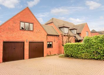 Thumbnail 5 bed detached house for sale in Barnes Croft, Stone