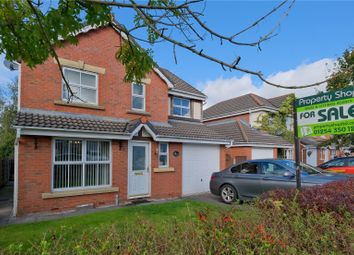 Thumbnail 4 bed detached house for sale in Spring Meadows, Clayton Le Moors, Accrington, Lancashire