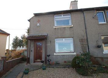 Thumbnail 2 bedroom semi-detached house for sale in Park Street, Kirkmuirhill, Lanark