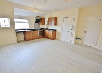 Thumbnail 2 bed flat for sale in Ashley Road, Parkstone, Poole