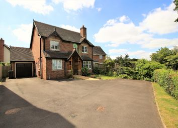 Thumbnail 4 bed detached house for sale in Chapel Road, Hadnall