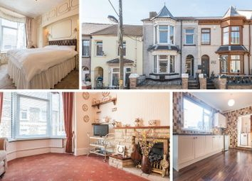 Thumbnail 4 bed terraced house for sale in Cwmcelyn Road, Blaina, Abertillery