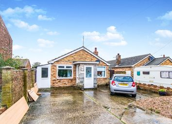Thumbnail 2 bed detached bungalow for sale in Sutton Road, Huttoft, Alford