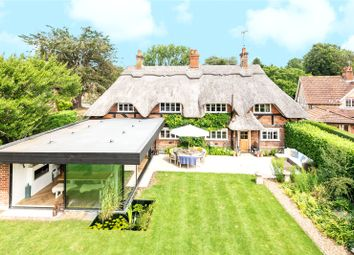 Crawley, Winchester, Hampshire SO21. 4 bed detached house for sale