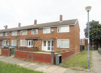 Thumbnail 3 bed end terrace house for sale in Brimpsfield Close, Abbey Wood, London