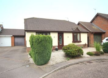 Thumbnail 2 bed bungalow for sale in Cricket Close, Drayton, Norwich