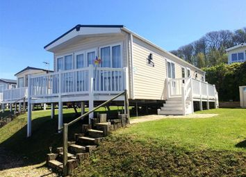 Thumbnail 2 bed mobile/park home for sale in Haven Holidays, Lynch Lane, Weymouth