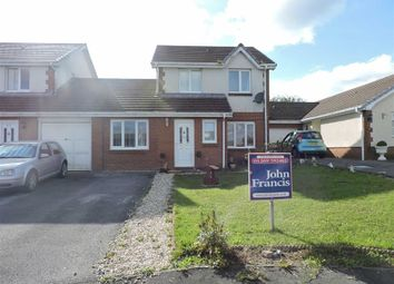 Thumbnail 4 bed link-detached house for sale in Delfryn, Capel Hendre, Ammanford