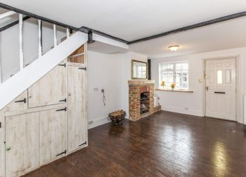 Thumbnail 2 bed cottage to rent in Grove Road, Chertsey