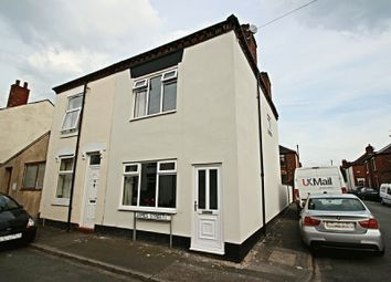 Thumbnail 3 bed semi-detached house for sale in James Street, Wolstanton, Newcastle-Under-Lyme