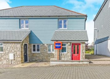 Thumbnail 2 bed end terrace house for sale in Redruth, Cornwall