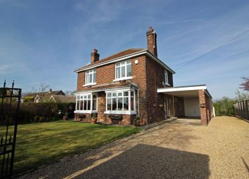 Thumbnail 3 bed detached house for sale in Folly Nook Lane, Ranskill, Retford